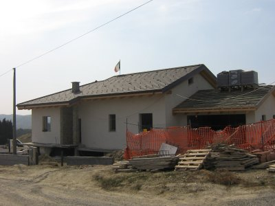 Immagine: Edificio terminato