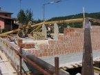 Struttura portante e posa struttura tetto