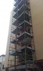 Torre di ponteggi